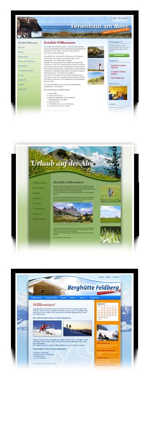 ferienhaus-webdesign